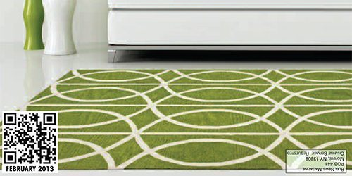 February 2013 Rug News andDesign