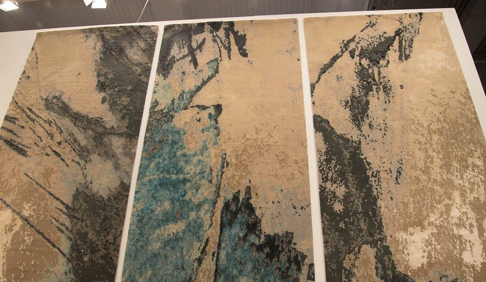Triptych By Knots Rugs London At