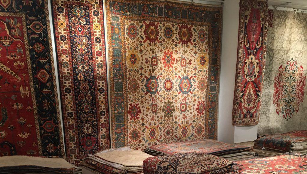 Oriental Rugs at AmericasMart